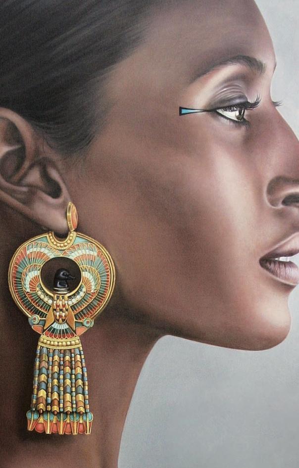 Les boucles d'oreilles entre mythe et beauté
