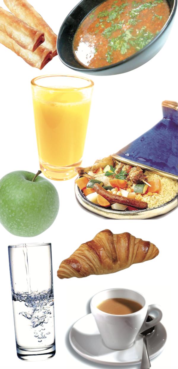 Il faut savoir équilibrer son alimentation et éviter les abus