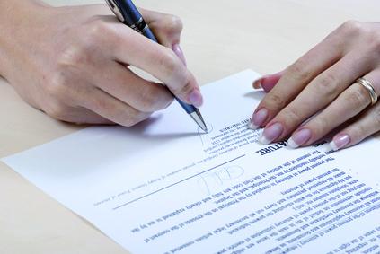 Contrat de mariage Réticence des uns et assurance des autres